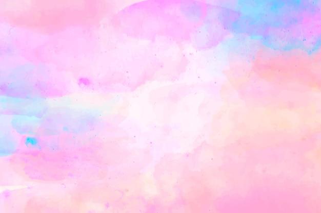 Papel pintado abstracto pintado acuarela
