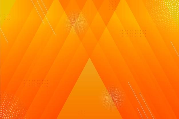 Papel pintado geométrico degradado