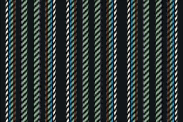 Papel pintado a rayas de moda. rayas vintage vector patrón transparente textura de la tela. papel de envoltura de rayas de plantilla.
