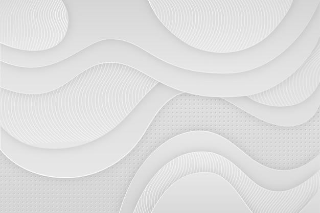 Papel tapiz de estilo de papel 3d