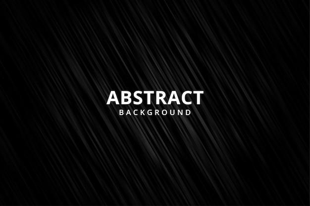 Papel tapiz de fondo abstracto elegante. franja de metal de acero negro. vector realista 3d