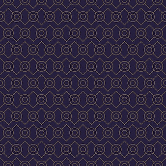 Papel tapiz de fondo de patrones sin fisuras geométricas de lujo simple
