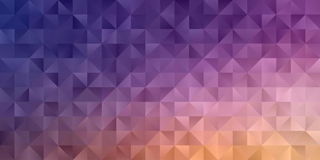 Papel tapiz de fondo polígono geométrico abstracto. patrón de polly bajo en forma de triángulo