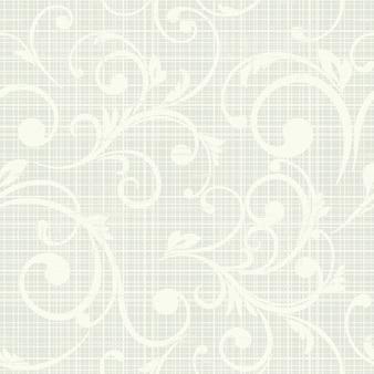 Papel tapiz transparente, fondo. patrón floral abstracto