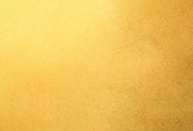 Papel de textura de oro brillante, papel de aluminio o metal. papel digital dorado. fondo de vector dorado. ilustración colorida abstracta, papel tapiz de redes sociales.