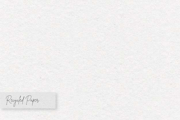 Papel texturizado en blanco