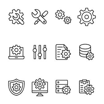 Paquete de configuración y configuración