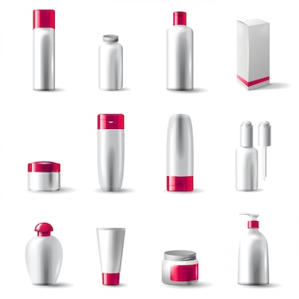 Paquete de cosméticos