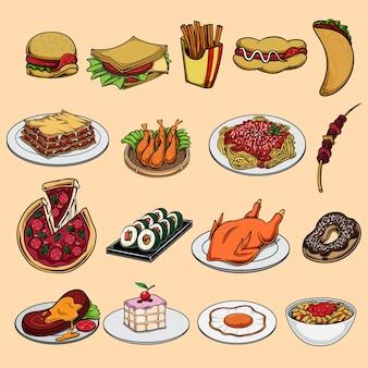 Paquete mundial de alimentos
