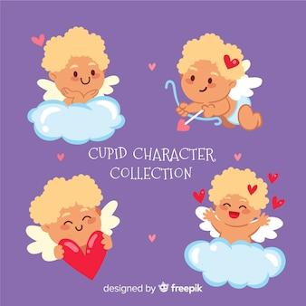 Paquete querubines adorables día de san valentín