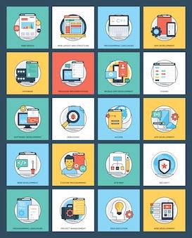 Paquete de servicios de desarrollo web