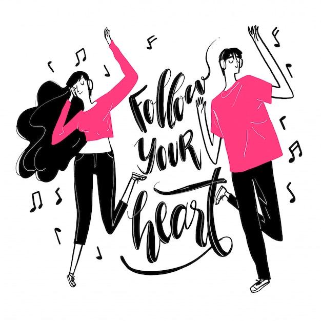 Siluetas De Baile Fotos Y Vectores Gratis