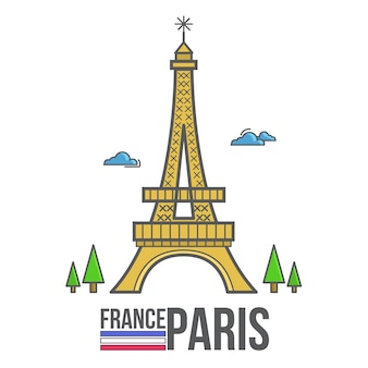 Paris francia eiffel