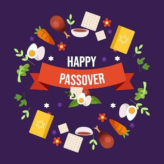 Pascua con comida