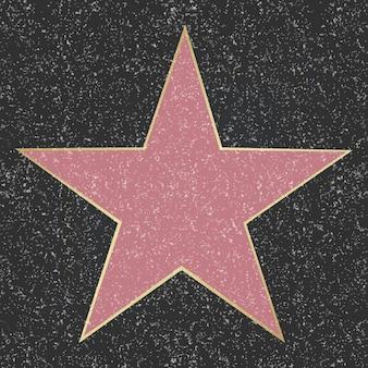 Paseo de la estrella de la fama