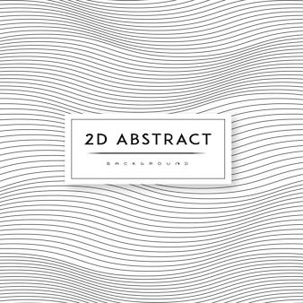 Patrón abstracto de fondo blanco y negro