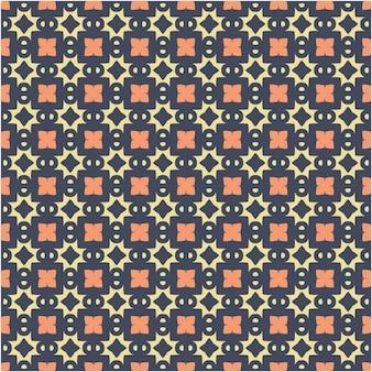 Patrón abstracto sin fisuras en estilo azteca. figura bordado tribal. indio, escandinavo, gitano, mexicano, patrón popular