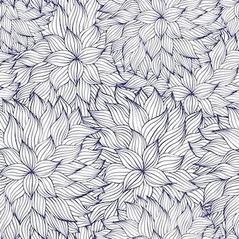 Patrón abstracto sin fisuras