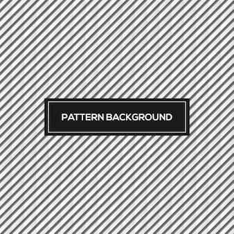 Patrón abstracto de líneas