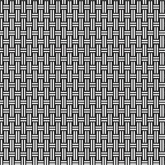 Patrón abstracto moderno en oscuro y blanco