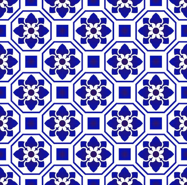 Patrón de azulejo
