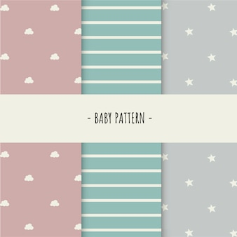 Patrón de bebe