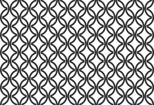 Patrón de cadena abstracto.