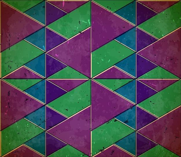 Patrón con colores cambiados