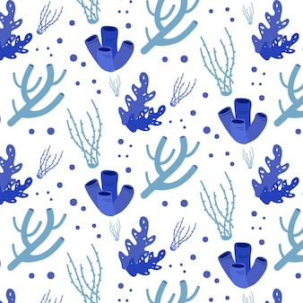 Patrón coral