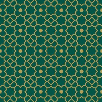 Patrón sin costuras forma geométrica en estilo batik. fondo de pantalla motivo elegante tradicional.