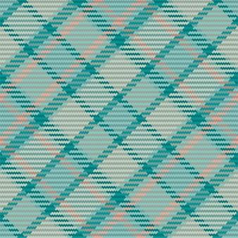 Patrón sin costuras de tartán a cuadros clásico