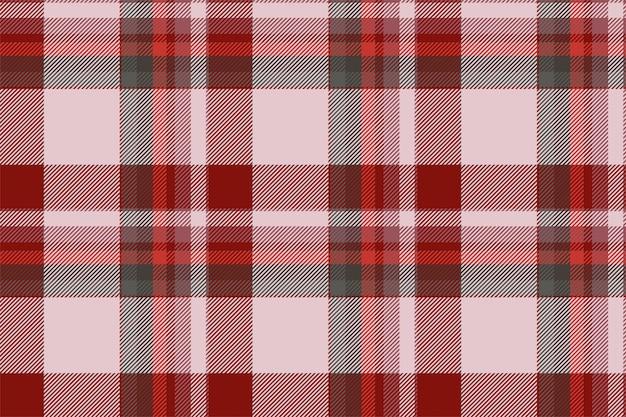 Patrón sin costuras textil escocés tartán