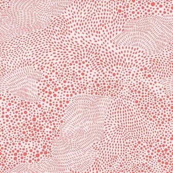 Patrón sin costuras vector abstracto