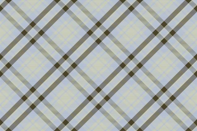 Patrón de cuadros sin costuras. compruebe la textura de la tela. fondo cuadrado de rayas. tartán de diseño textil de vector