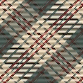 Patrón de cuadros sin costuras. compruebe la textura de la tela. fondo cuadrado de rayas. tartán de diseño textil