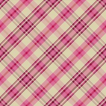 Patrón de cuadros sin costuras. verifique la textura de la tela. fondo cuadrado de rayas.