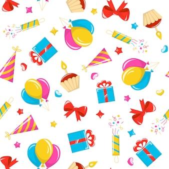 Patrón de cumpleaños
