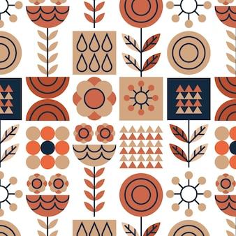 Patrón de diseño escandinavo