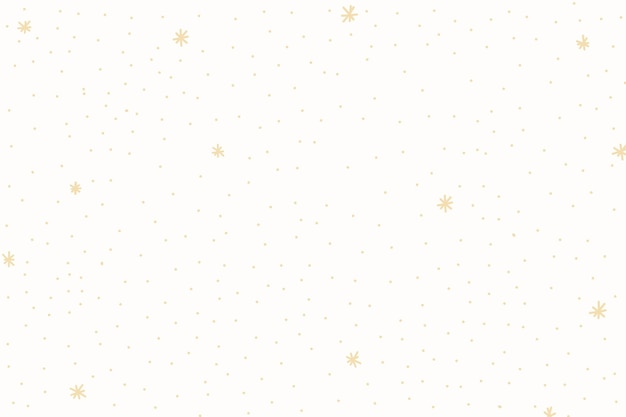 Patrón de estrella amarilla