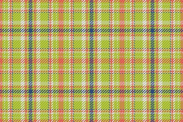 Patrón sin fisuras de cuadros escoceses de tartán escocés. fondo repetible con textura de tela a cuadros.