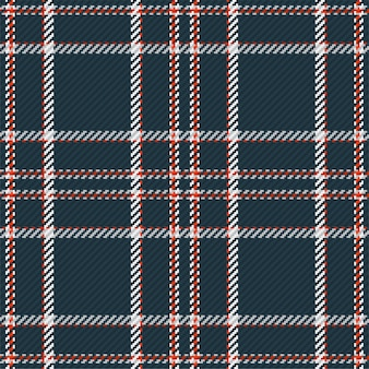 Patrón sin fisuras de cuadros escoceses de tartán escocés