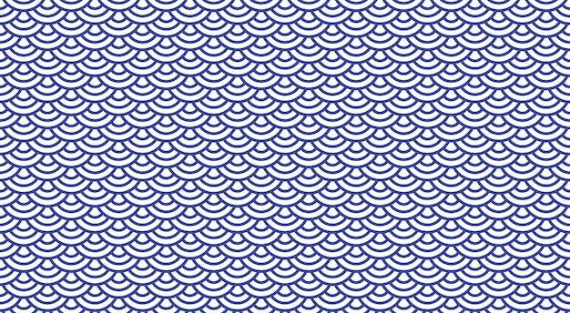 Patrón sin fisuras de porcelana china. fondo abstracto.