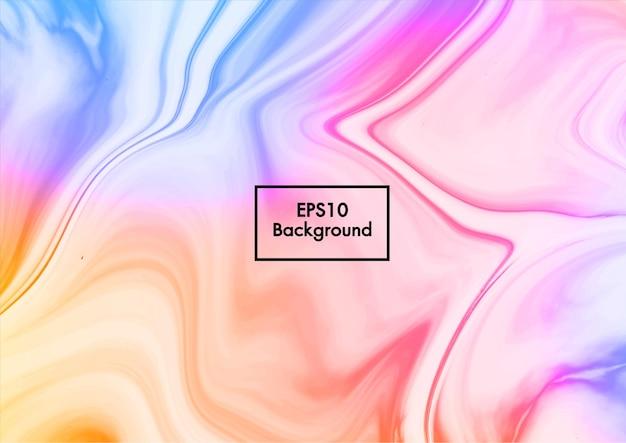 Patrón de fondo completo de color mármol
