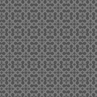 Patrón de fondo de textura de moda geométrica flor abstracta