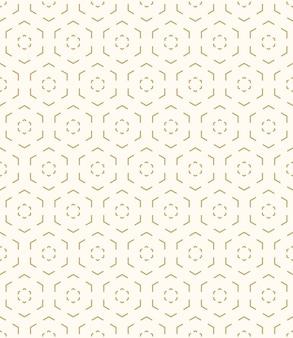 Patrón de fondo transparente geométrico abstracto oro lujo color