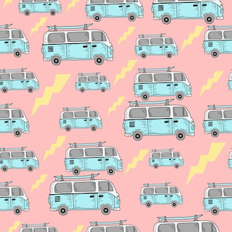 Patrón de furgoneta
