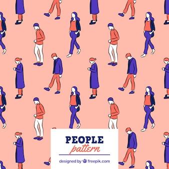 Patrón de gente
