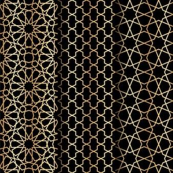 Patrón de geometría islámica