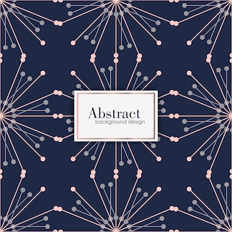 Patrón geométrico abstracto de lujo. fondo de moda