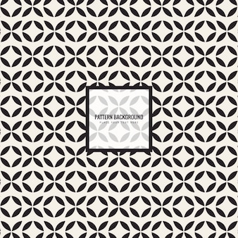 Patrón geométrico en estilo mosaico